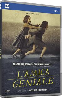 Cover Dvd L' amica geniale (2 DVD)