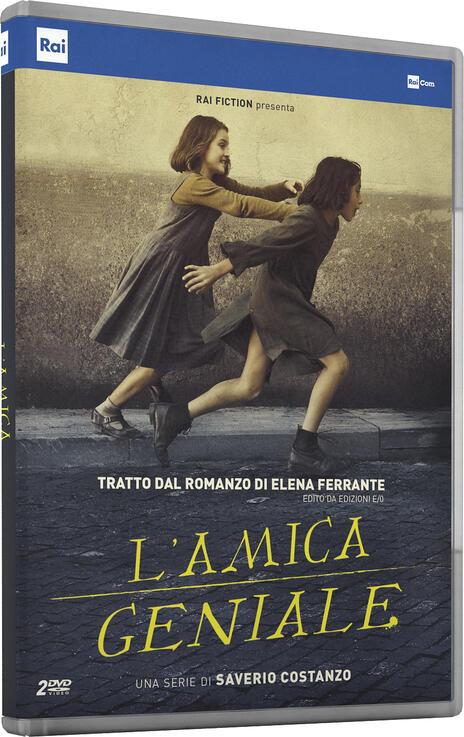 L' amica geniale (2 DVD) di Saverio Costanzo - DVD