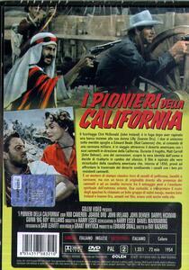 I pionieri della California (DVD) di Ray Nazarro - DVD - 2
