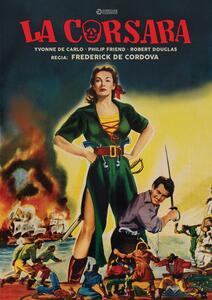 La corsara (DVD) di Frederick De Cordova - DVD