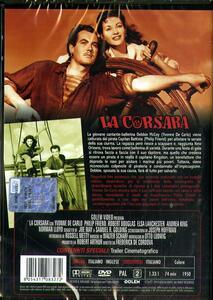 La corsara (DVD) di Frederick De Cordova - DVD - 2