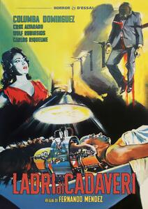 Ladri di cadaveri (DVD) di Fernando Mendez - DVD