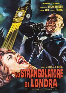 Lo strangolatore di Londra. Special Edition. Restaurato in HD (DVD) di Harald Reinl - DVD