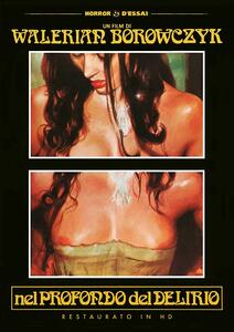 Nel profondo del delirio. Restaurato in HD (DVD) di Walerian Borowczyk - DVD