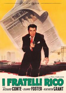 I fratelli Rico (DVD) di Phil Karlson - DVD