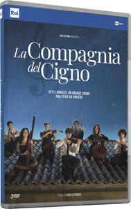 La compagnia del cigno. Serie TV ita (3 DVD) - DVD
