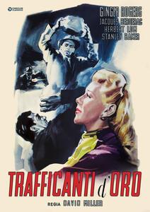 I trafficanti d'oro (DVD) di David Miller - DVD