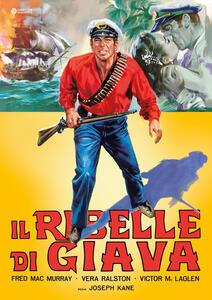 Il ribelle di Giava (DVD) di Joseph Kane - DVD