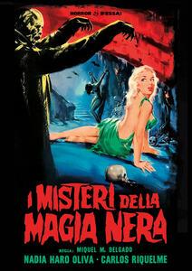 I misteri della magia nera (DVD) di Miguel M. Delgado - DVD