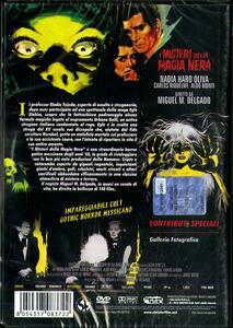 I misteri della magia nera (DVD) di Miguel M. Delgado - DVD - 2