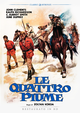 Cover Dvd DVD Le quattro piume [1]