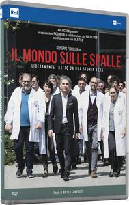 Il mondo sulle spalle (DVD) di Nicola Campiotti - DVD