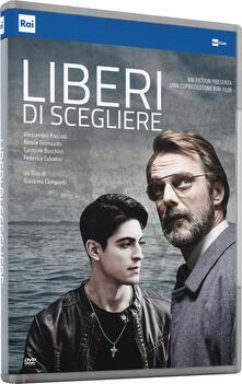 Liberi di scegliere. Serie TV ita (DVD) di Giacomo Campiotti - DVD