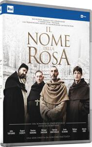 Il nome della rosa. Serie TV ita (4 DVD) di Giacomo Battiato - DVD