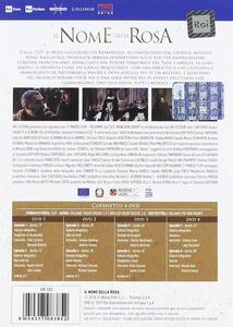 Il nome della rosa. Serie TV ita (4 DVD) di Giacomo Battiato - DVD - 2