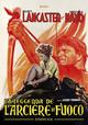 Cover Dvd DVD La leggenda dell'arciere di fuoco