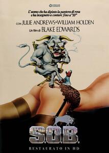 S.O.B. Restaurato in HD (DVD) di Blake Edwards - DVD