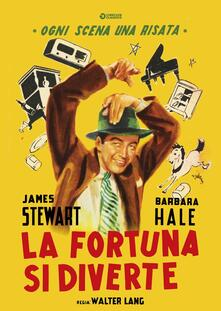 La fortuna si diverte (DVD) di Walter Lang - DVD