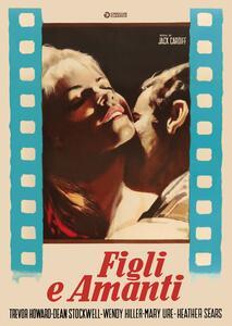 Figli e amanti (DVD) di Jack Cardiff - DVD