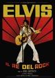 Cover Dvd Elvis, il re del rock