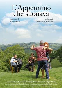 L' Appennino che suonava (DVD) di Alessandro Siciliani - DVD