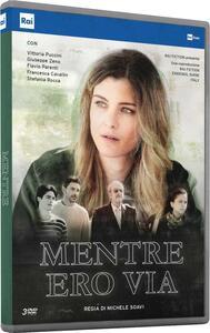 Mentre ero via. Serie TV ita (3 DVD) di Michele Soavi - DVD