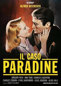 Il caso Paradine. Restaurato in HD (DVD) di Alfred Hitchcock - DVD