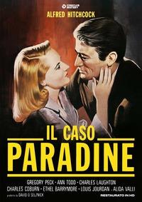Cover Dvd Il caso Paradine. Restaurato in HD (DVD)
