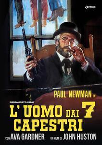 L' uomo dei sette capestri. Restaurato in HD (DVD) di John Huston - DVD