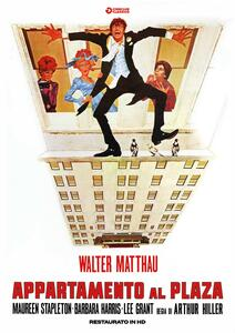 Appartamento al Plaza. Restaurato in HD (DVD) di Arthur Hiller - DVD