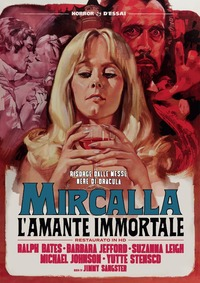 Cover Dvd Mircalla, L'amante immortale. Restaurato in HD (DVD)