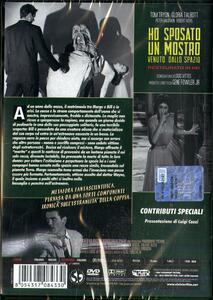 Ho sposato un mostro venuto dallo spazio. Restaurato in HD (DVD) di John Fowler jr. - DVD - 2