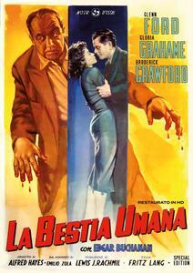 La bestia umana. Special Edition. Restaurato in HD (DVD) di Fritz Lang - DVD