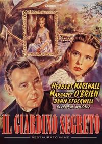 Cover Dvd Il giardino segreto. Restaurato in HD (DVD)