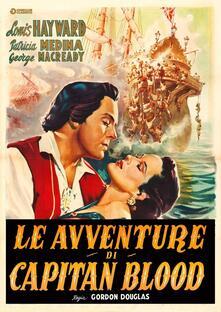 Le avventure di Capitan Blood (DVD) di Gordon Douglas - DVD