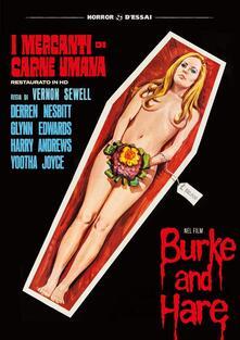 Burke and Hare. I mercanti di carne umana. Restaurato in HD (DVD) di Vernon Sewell - DVD