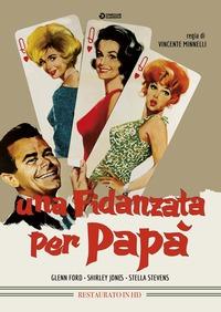Cover Dvd Una fidanzata per papà. Restaurato in HD (DVD)