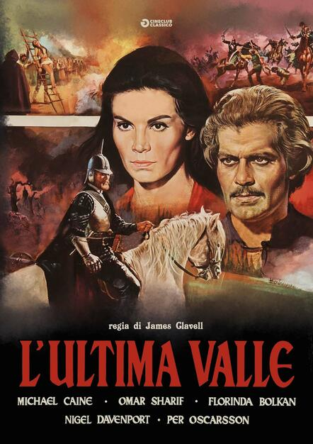 L' ultima valle (DVD) - DVD - Film di James Clavell Avventura | IBS