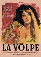 Cover Dvd DVD La volpe