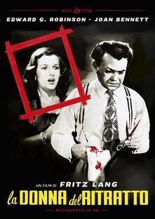 La donna del ritratto. Restaurato in HD (DVD) di Fritz Lang - DVD