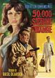 Cover Dvd DVD 50 000 sterline per tradire
