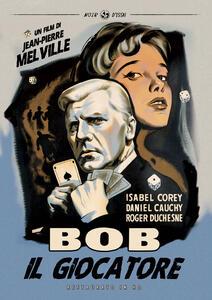 Film Bob il giocatore. Restaurato in HD (DVD) Jean-Pierre Melville