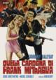 Cover Dvd DVD Quella carogna di Frank Mitraglia