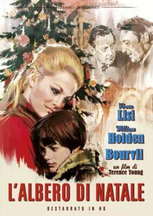 Albero di Natale. Restaurato in HD (DVD) di Terence Young - DVD