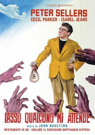 Lassù Qualcuno Mi Attende (DVD restaurato in HD) - DVD - Film di John  Boulting Commedia | IBS