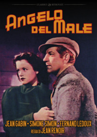 Cover Dvd Angelo del male (DVD)
