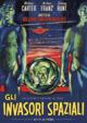 Cover Dvd Gli invasori spaziali