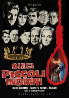 Dieci piccoli indiani. Restaurato in HD (DVD) di George Pollock - DVD
