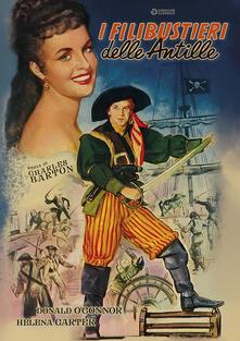 I filibustieri delle Antille (DVD) di Charles Barton - DVD