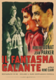 Cover Dvd DVD Il fantasma galante